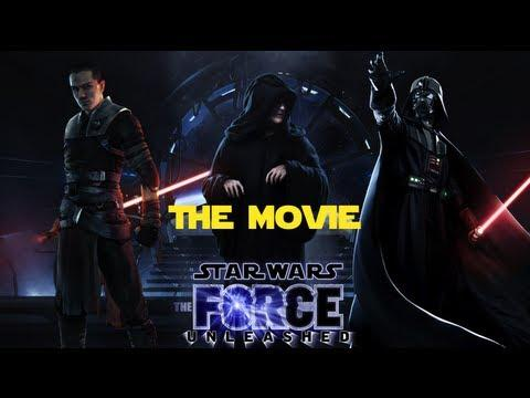 Star Wars: The Force Unleashed I (Game Movie)