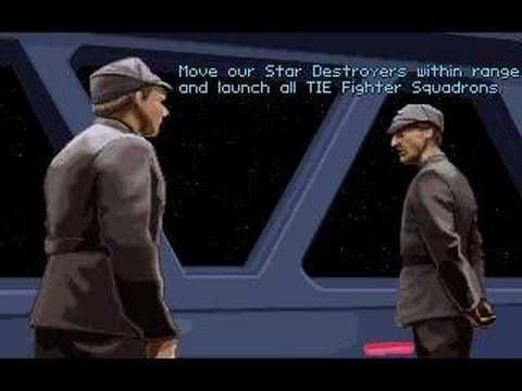 Star Wars - X-Wing - Intro