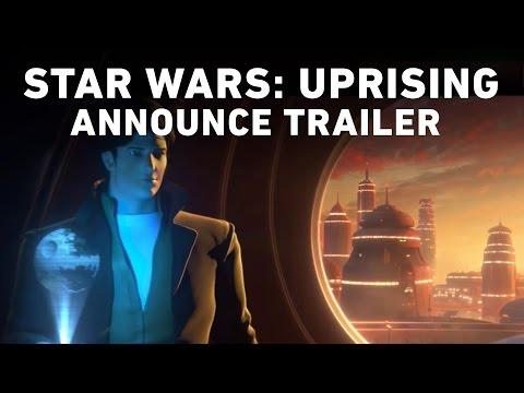 Star Wars: Uprising Announce Trailer