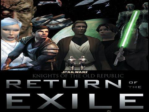 Star Wars: KOTOR - Return of the Exile - FULL MOVIE (KOTOR Machinima)