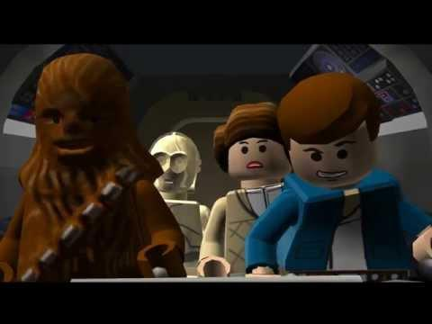 LEGO Star Wars II: The Original Trilogy All Cutscenes
