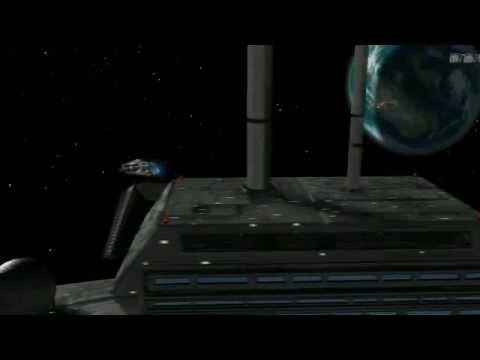 X-wing Alliance Opening Cutscene