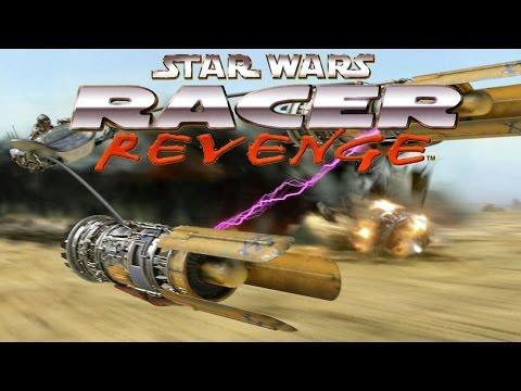 Star Wars Racer Revenge (PS4) - Intro Cinematic (PS2 Emulation) @ 1080p (60fps) HD ✔