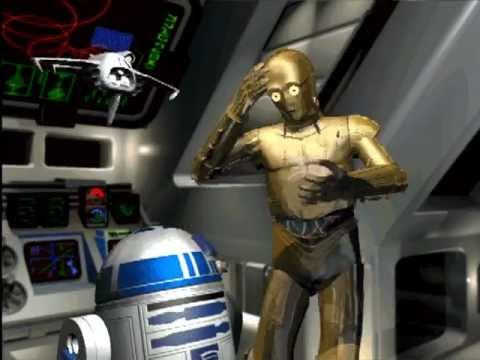 Let's Play Star Wars Droidworks - Opening