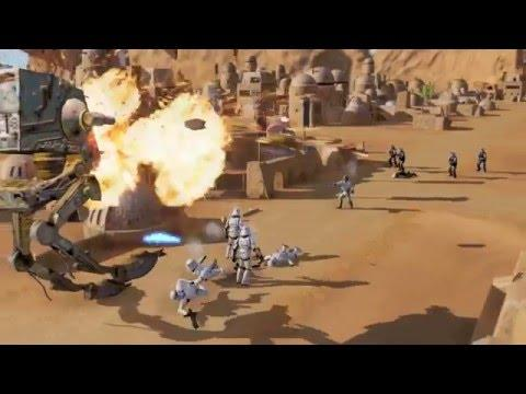 Unannounced Star Wars Game [ Leaked ]