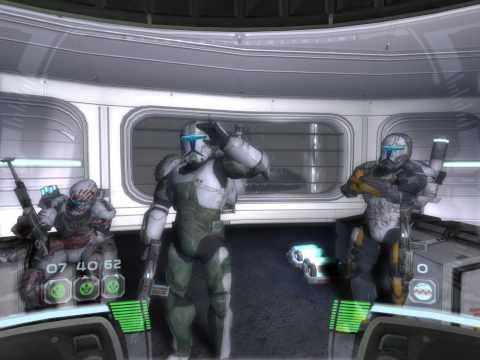 Republic Commando intro and Geonosis campaign intro
