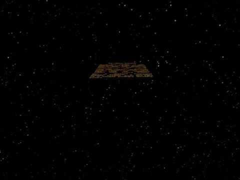 Star Wars Galaxies: Cinematic Intro