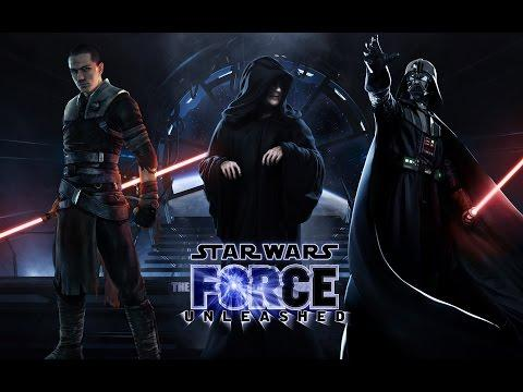 Star Wars - The Force Unleashed - PS2 Story & Cutscenes