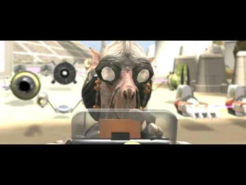 Let's Play Star Wars Episode 1 Racer 0 x 00 Opening