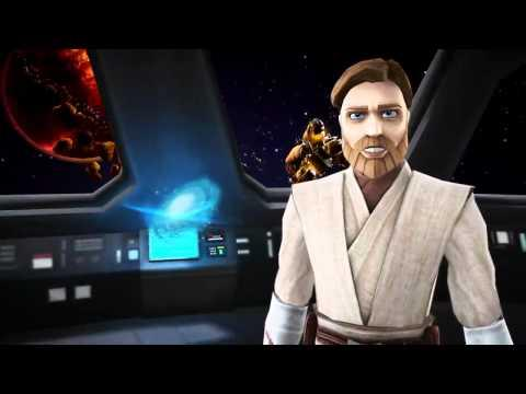Star Wars: Clone Wars Adventures - Galaxy in Conflict - Trailer