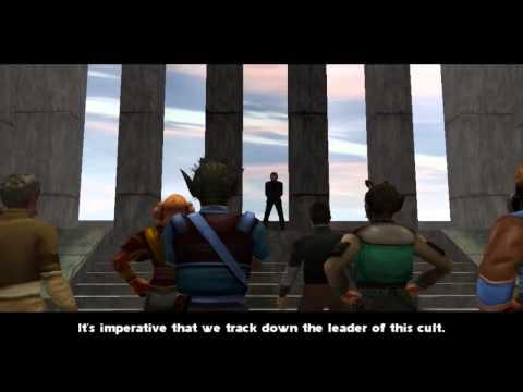 Star Wars Jedi Knight III Jedi Academy All Cutscenes Movie