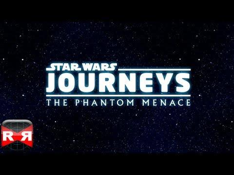 Star Wars Journeys: The Phantom Menace - iOS - iPad Mini Retina Gameplay