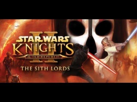 Star Wars Knights Of The Old Republic II The Sith Lords: All Cut Scenes