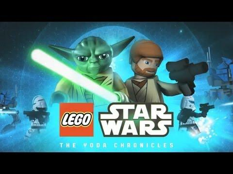 Lego® Star Wars™ The Yoda Chronicles - Universal - HD (Jedi Light Side/Coruscant) Gameplay Trailer