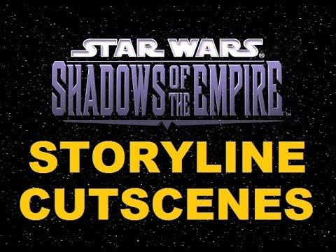 Star Wars: Shadows of the Empire - Storyline Cutscenes
