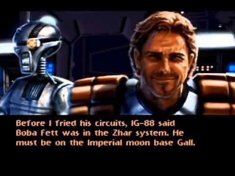 Star Wars: Shadows of the Empire - Cutscenes and Ending (480p)